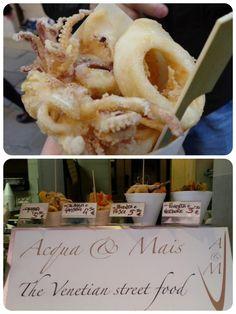Acqua & Mais  fresh seafood to go...went TODAY. SO GOOD! #Venice