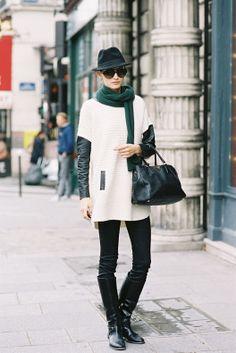4faaef9381a Vanessa Jackman  Paris Fashion Week SS 2013...After Arzu Kaprol Style  Feminin
