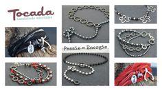 Passie=Energie Gratis verzenden van kettingen en armbanden bij Tocada.nl