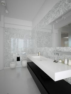 Black-white-contemporary-bathroom-design