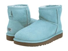 Ugg Classic Mini Women's Boots 5854 Light-Green