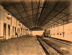 Stasion Buitenzorg, 1880