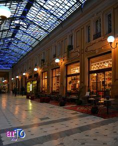 Galleria Umberto I - Torino (foto di ©artoblog) #Turin #architecture #italy