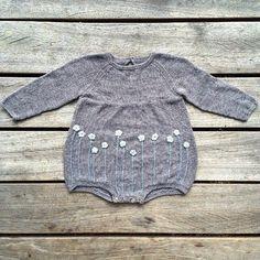 Blomsterdragt   Knitting for Olive