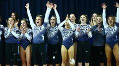 BYU Women's Gymnastics Home | Byu Sports, Women's Gymnastics, Female Gymnast