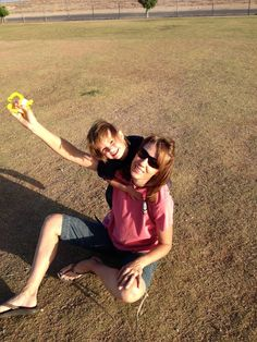 Go fly a kite...with your kids, that is!