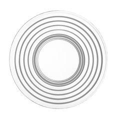 Aino Aalto plate 17,5 cm,clear