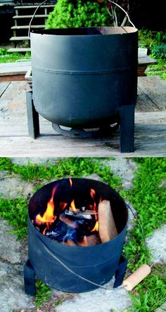 Great Idea for firepit