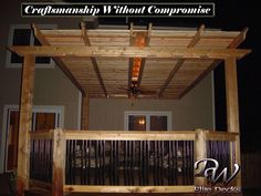 Deck Features by DW Elite Decks in Olathe, Kansas  Call today at: 913-782-7575  email us at: dw@dwdecks.com