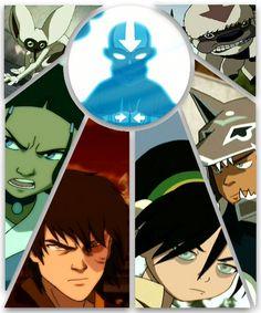 Avatar Aang, Team Avatar, Avatar The Last Airbender, Theme Anime, Avatar Series, Iroh, Korrasami, Fire Nation, Zuko