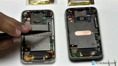 cool Official iPhone 3G / 3GS Battery Replacement Video & Instructions - iCracked.com