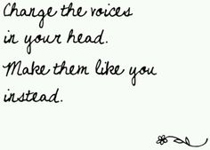 """""""Change the voices in your head"""" ~ P!NK • Fuckin' Perfect lyrics"""