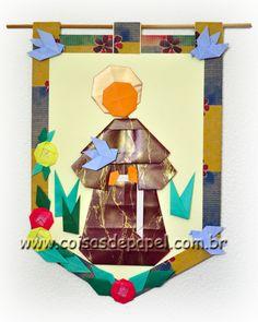 Origami - S. Francisco de Assis, de Emilson Nunes dos Santos