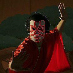 Etsy の Luminary Mask Kabuki by Makebright Etsy, Fictional Characters, Fantasy Characters