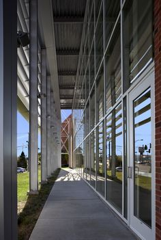 Hemlock Semiconductor Building at Austin Peay State University | Bauer Askew Architecture, PLLC | Archinect