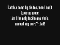 eminem my dads gone crazy with lyrics.... ... .. .