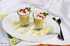 Blog de cuina de la dolorss: Crema de berenjena con pimiento (microondas)