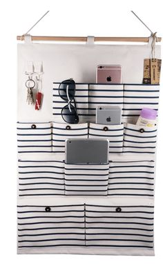 Here are the best teenager bedroom organizers for any tidying and decluttering home projects. Simplify and organize your life and house with these must have organization products and tools. Teen Bedroom Organization, Small Apartment Organization, Bedroom Storage, Organization Ideas, Organizing Bags, Teen Room Storage, Door Storage, Kitchen Storage, Teenager
