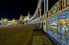 Plaza de España by Vladimir Popov / Uhaiun on 500px