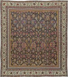 Oriental Rugs: Oriental Rug, Antique Persian Rug #OrientalRugs