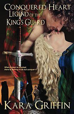 Conquered Heart (Legend of the King's Guard Book 1) by Ka... https://www.amazon.com/dp/B01JUXNSKQ/ref=cm_sw_r_pi_dp_x_Th8EybNESBZXR