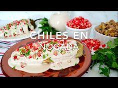 Cómo hacer los mejores chiles en nogada (paso a paso)