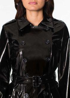 Trench-coat ciré, BODYFLIRT