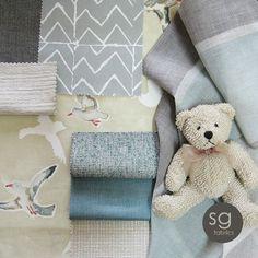 Neutral Color Scheme, Colour Schemes, Baby Decor, Nursery Decor, Stuart Graham, Baby Room Neutral, Animal Alphabet, Baby Bedroom, Color Pop
