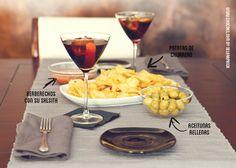 vermut Salsa, Party Drinks, Relleno, Alcoholic Drinks, Menu, Snacks, Drinking, Spanish, Barcelona