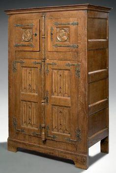 Cabinet, circa 1500