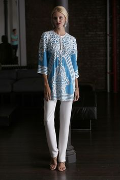 Naeem Khan :: By Collections :: RESORT 2015 :: LOOK 85