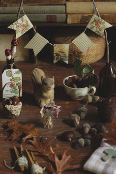 mi casita en el bosque: Tiny Woodland Party ♥