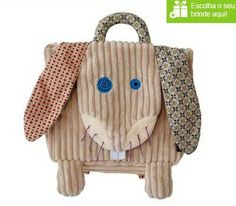 mochilinha de coelho de pelucia - http://www.cashola.com.br/blog/presentes/os-presentes-mais-desejados-pelas-criancas-375