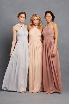 Looking fabulous in Donna Morgan. Bridesmaid Dresses: Donna Morgan - http://www.donna-morgan.com/donna-morgan-collection/view-all?utm_source=pinterest&utm_medium=smp&utm_campaign=julypinterestserenity_serenity12_3haley