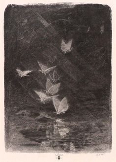 """Is it oblivion or absorption when things pass from our minds?"" - Emily Dickinson 