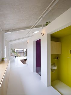 """House in Yoro by Airhouse Design Office """"Location: Gifu, Japan"""" 2012"""