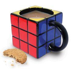 Caneca + Cubo mágico