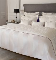 Must Have Luxury Bed Linens by Yves Delorme