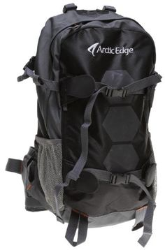 5f77ee83a6 Arctic Edge Vallee 25L Backpack Black Mens     Learn more by visiting the  image