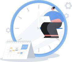 Shiftee 52hours-work-week jumbo artwork 아트웍 / 출퇴근기록 / 휴가관리 / 리포트 / 근무일정, 스케줄러 / 급여정산 인사관리, 근태관리, 인력관리 필수 앱 웹 앱 디자인 / 인사팀 / CEO / B2B SaaS / B2B Marketing 마케팅 / Website Design / Web & App / Email Design / Digital Marketing / 아이패드 / 드로잉 / 일러스트 / 사람 그리기 / 사람 일러스트 / 그림 / 캐릭터 일러스트 Web Design, Chart, Website, Design Web, Website Designs, Site Design