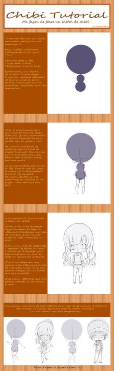 Tuto Chibi sur SAI - part1 Francais by Kogane-chan                                                                                                                                                      Plus