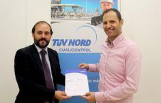 Plataformas Elevadoras Maxber se certifica en ISO 9001