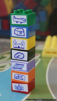 Lego Duplo, Jenga, Book Crafts, Legos, Activities, Ideas Para, Montessori, Twins, Videos