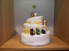 Christmas Cake https://www.facebook.com/pages/Boo-tique/298142850266464