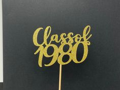 Class Reunion 1980 Class of 1980 Class Reunion Centerpiece Reunion Centerpieces, 50th Birthday Centerpieces, Class Reunion Decorations, Birthday Table Decorations, Anniversary Decorations, Adult Birthday Party, Party Stores, Party Planning, Etsy Shop