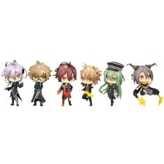 Amnesia Japan Anime Figure 6 Set New Hobby Toy Game PSP Shin Toma Ikki Limited | eBay