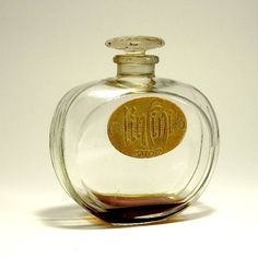 Baccarat 1925 Caron L'Infini Perfume Bottle