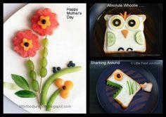 *Crazy Over Desserts: Food Art for Kids ~ By my Guest Smita