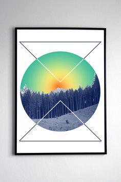 Colorfull sunset https://www.sashe.sk/Lipto.poster