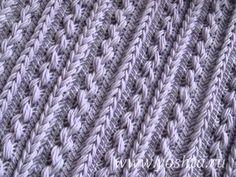 Hairpin crochet by Yoshta. Part 1 Вязание на вилке. Horquilla. Forcella....